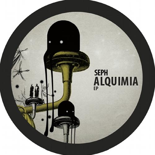 Album Art - Alquimia EP