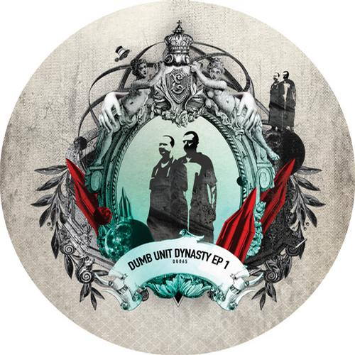 Album Art - Dumb Unit Dynasty EP 1