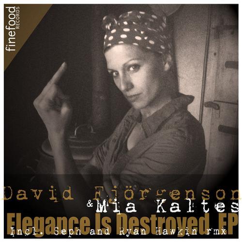 Elegance Is Destroyed EP Album Art