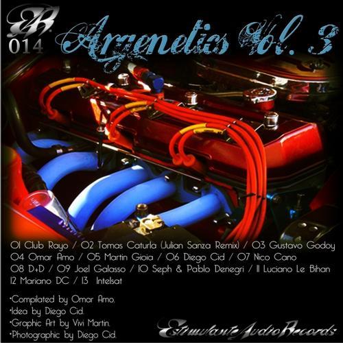 Album Art - Argenetics Vol.3