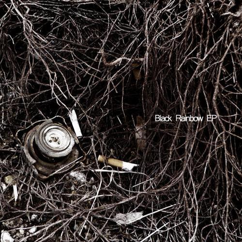 Album Art - Black Rainbow EP
