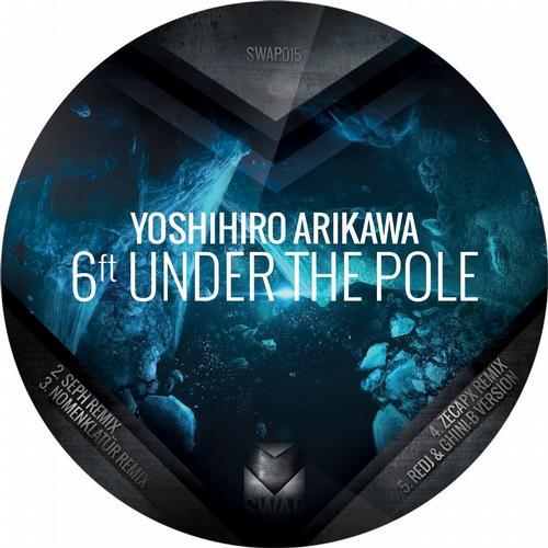 Album Art - 6ft Under the Pole
