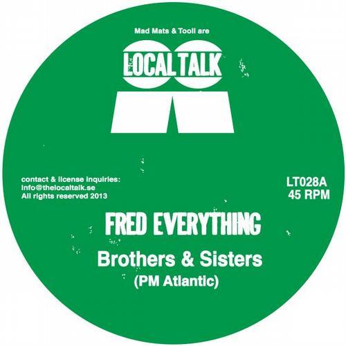 Brothers & Sisters / Legacy Album Art