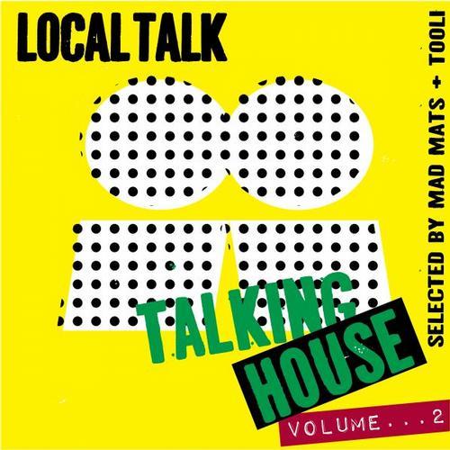 Talking House Vol.2 Album Art