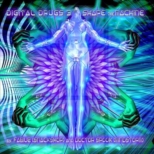 Album Art - Digital Drugs 3 - Shape The Machine