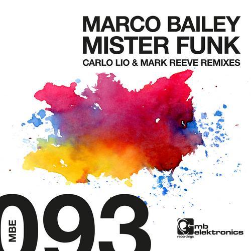Album Art - Mister Funk