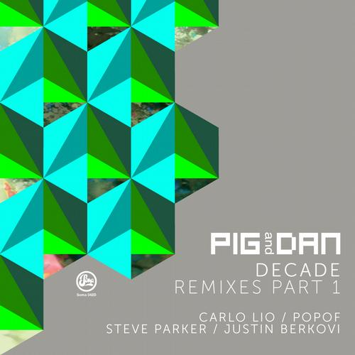 Album Art - Decade Remixed Part 1