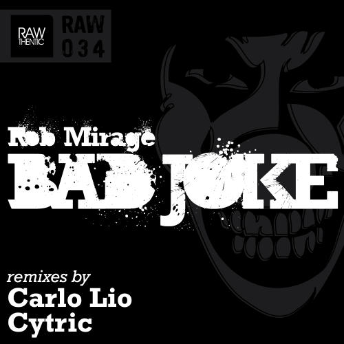 Album Art - Bad Joke