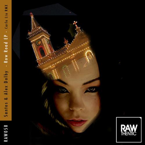 Album Art - Raw Road EP