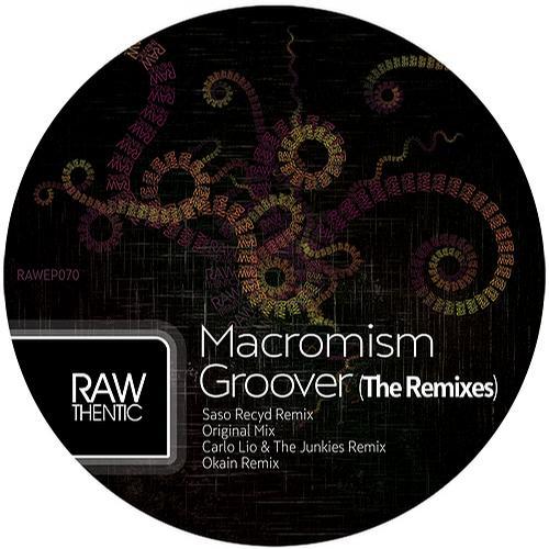 Album Art - Macromism - Groover