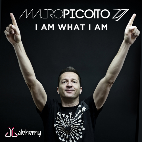 Album Art - I Am What I Am
