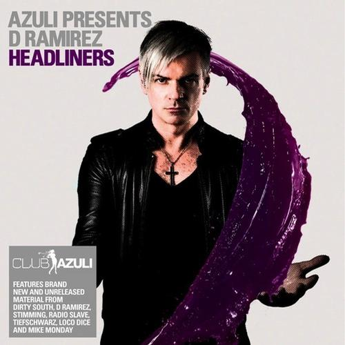 Album Art - Azuli Presents Headliners