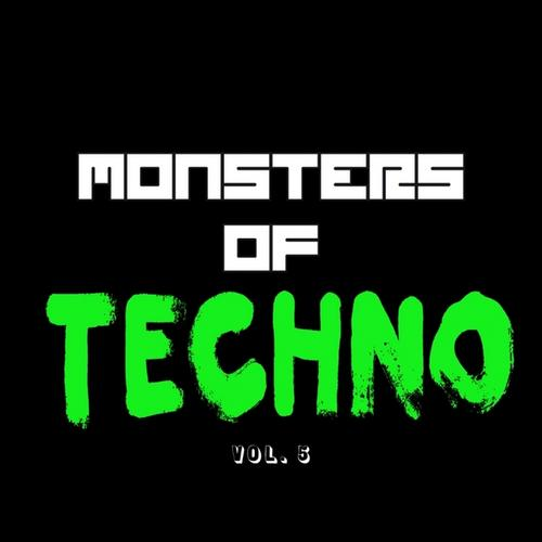 Album Art - Monsters Of Techno Vol. 5
