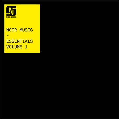 Album Art - Noir Music Essentials - Volume 1