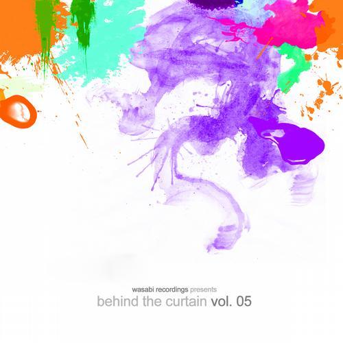 Album Art - Behind The Curtain - Vol. 05