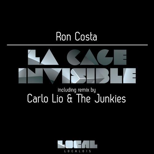 Album Art - La Cage Invisible