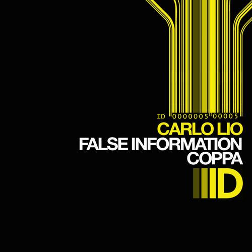 Album Art - False Information / Coppa