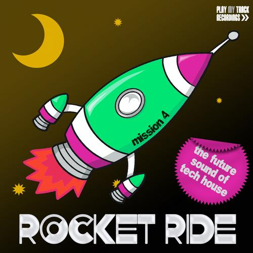 Album Art - Rocket Ride: Mission 04