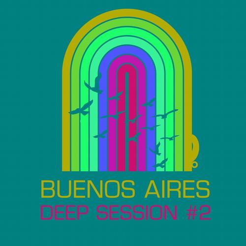 Album Art - Buenos Aires Deep Session 2