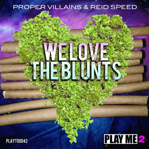 Album Art - We Love The Blunts