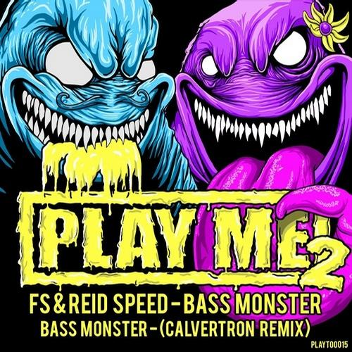 Album Art - Bass Monster