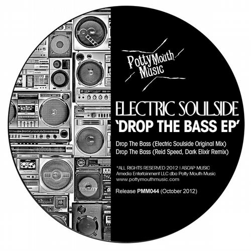 Album Art - Drop The Bass EP