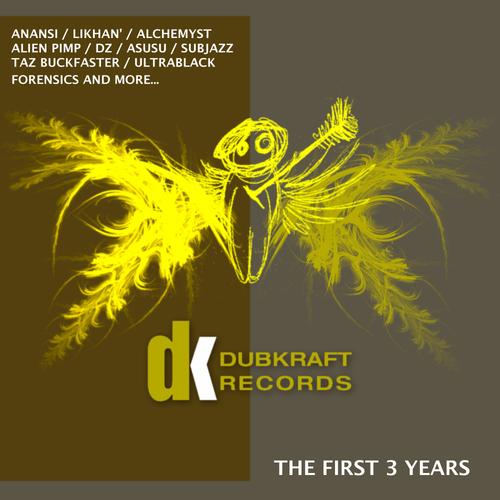Album Art - DubKraft Records: The First 3 years