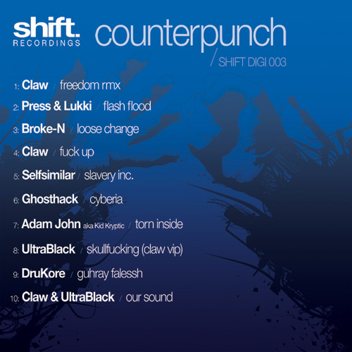 Album Art - Counterpunch