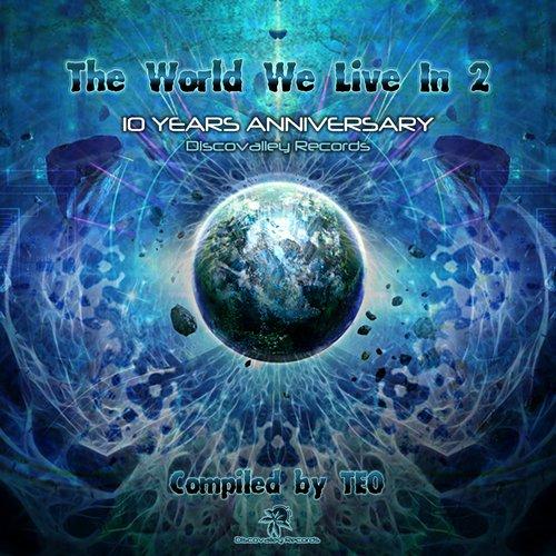The World We Live In 2 Album Art