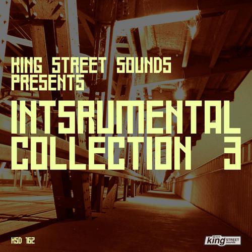 Album Art - King Street Sounds Instrumental Collection 3