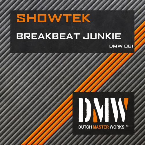 Album Art - Breakbeat Junkie