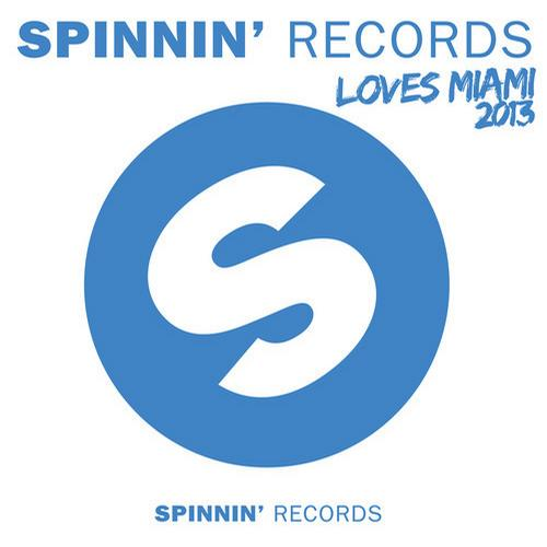 Album Art - Spinnin_ Records Loves Miami 2013