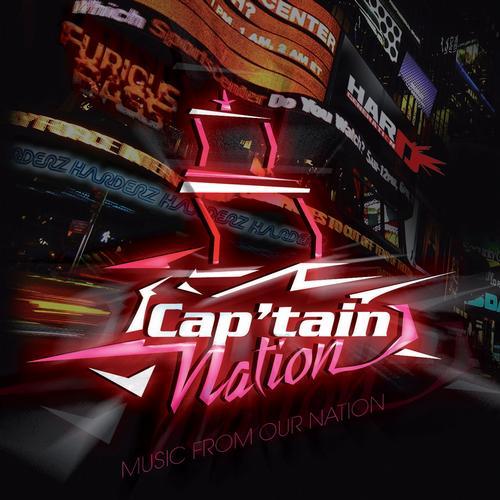 Album Art - Cap'tain Nation