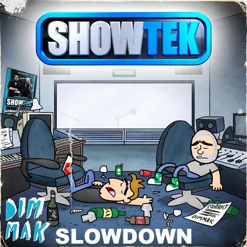 Album Art - Slow Down (Radio Edit)