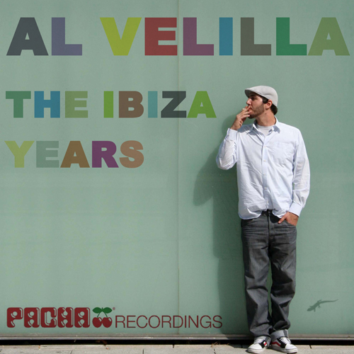 Album Art - The Ibiza Years - Al Velilla