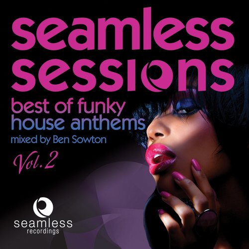 Album Art - Seamless Sessions Best of Funky House Anthems, Vol. 2 (Mixed By Ben Sowton)