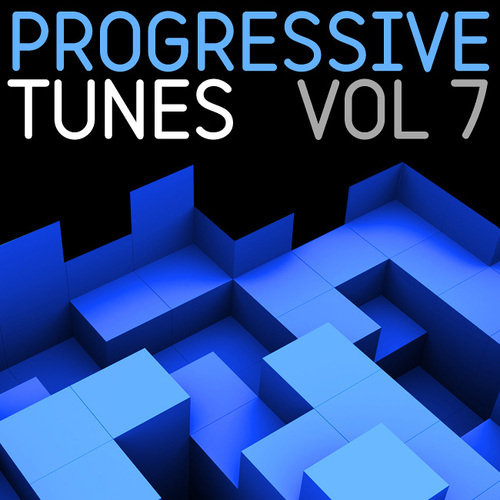 Album Art - Progressive Tunes Volume 7