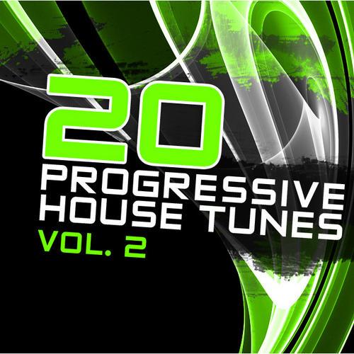 Album Art - 20 Progressive House Tunes Volume 2