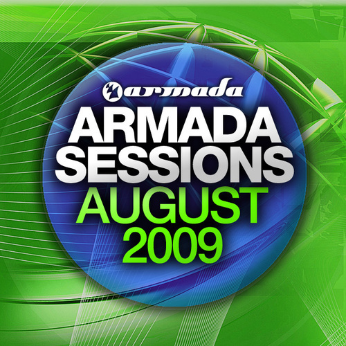 Album Art - Armada Sessions August 2009