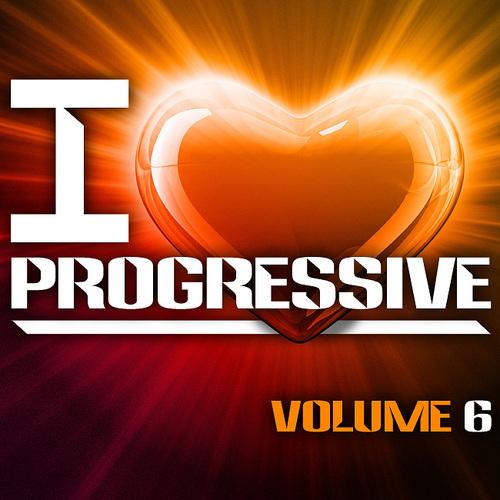 Album Art - I Love Progressive Volume 6