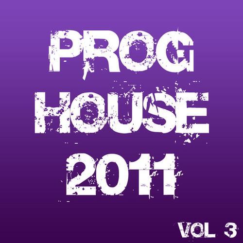 Album Art - Proghouse 2011 Vol. 3