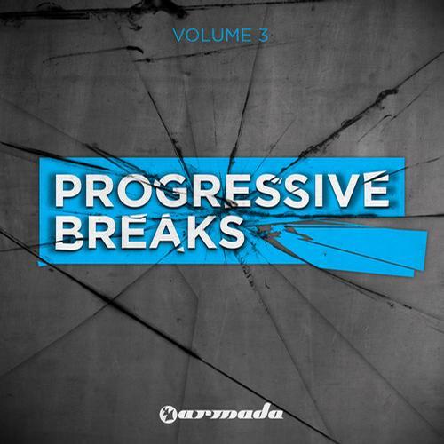 Album Art - Progressive Breaks, Vol. 3