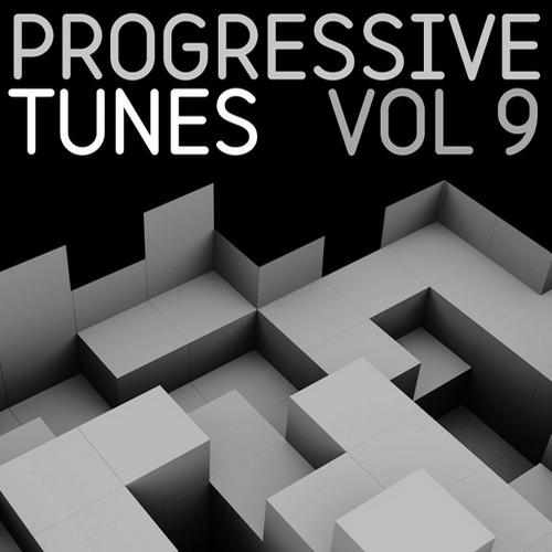 Album Art - Progressive Tunes Volume 9