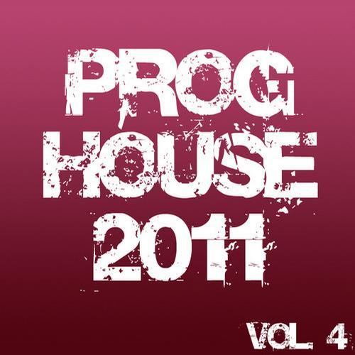 Album Art - Proghouse 2011 Volume 4