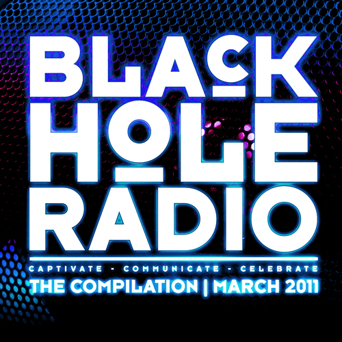 Album Art - Black Hole Radio March 2011
