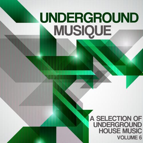 Album Art - Underground Musique Volume 6