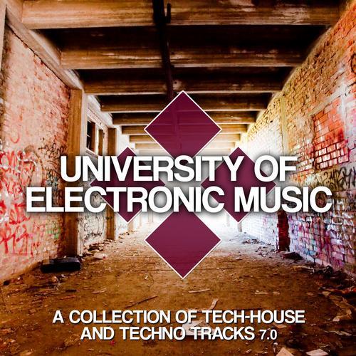 Album Art - University Of Electronic Music 7.0