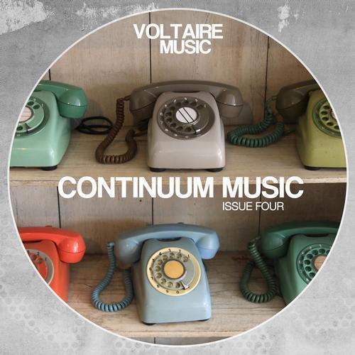 Album Art - Continuum Music Issue 4