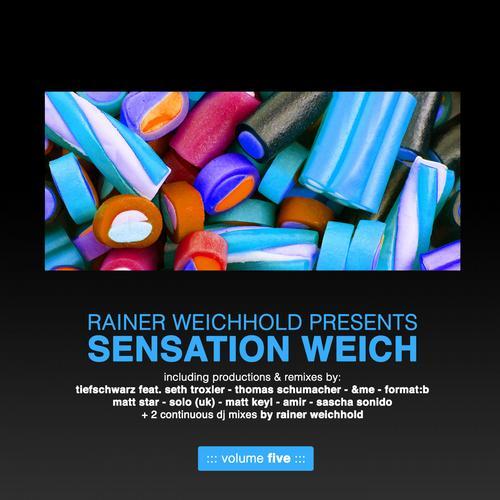 Album Art - Rainer Weichhold Pres. Sensation Weich, Vol. 5