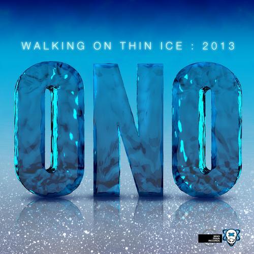 Album Art - Walking On Thin Ice 2013 (Part 2)